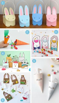 40 Fun Easter Printables for Kids – Crafts, Activities, Egg Hunts + More! - what moms love