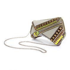 Tuatara Clutch Bag by Bea Valdes