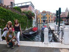 Passejant per Venècia.