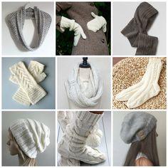 Knit Accessory Patterns
