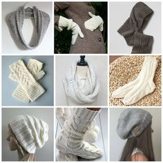 Knit Accessory Patterns