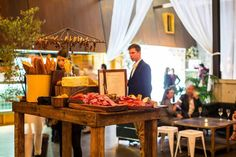 2014 Good Food Guide Awards - Antipasto Station- Dalton Hospitality