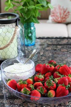 Fruit dip recipe, or