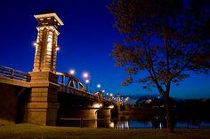Ford Street Bridge    Rochester, NY