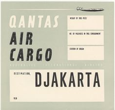Quantas Djakarta