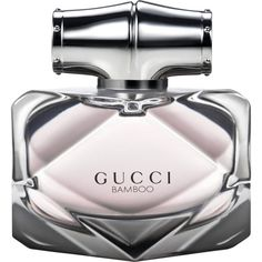 GUCCI Gucci Bamboo eau de parfum (87 CAD) ❤ liked on Polyvore featuring beauty products, fragrance, eau de perfume, edp perfume, flower perfume, gucci and flower fragrance