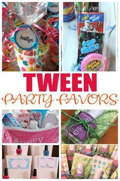 Having A Tween Party And Looking For Some Fun Great Ideas The Kids To