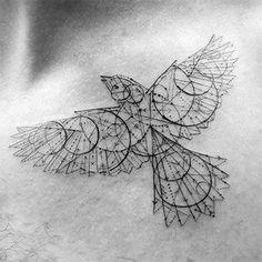 Tattoo • Geometric • Circles, Lines & Dashes •