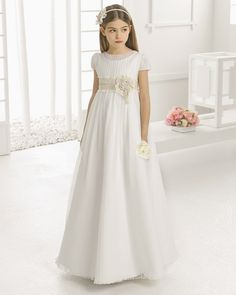 2016 first communion dresses for girls Chiffon Lace Floor Length Flower Girl Dresses for weddings girls pageant dresses-in Flower Girl Dresses from Weddings & Events on Aliexpress.com | Alibaba Group