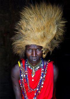 Eric Lafforgue - Maasai