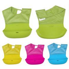 >> Click to Buy << Silicone Baby Bibs Waterproof Bibs Bibs Silicone Feeding Baby Bibs Burp Cloths For Children Self Feeding Care #Affiliate
