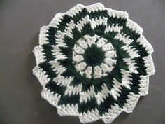 "Ravelry: My ""Wheel"" free pattern by Kay C Fulmer"