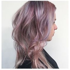 Soft unicorn hair color by Sue @ Salon B, Amsterdam