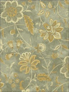wallpaperstogo.com WTG-072261 Seabrook Designs Traditional Wallpaper
