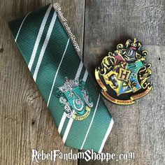 House Tie - Slytherin