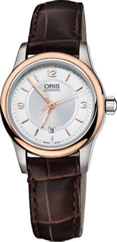 Oris Classic Date 56176504331LS
