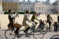Travel Inspiration for London - The Tweed Run London: London