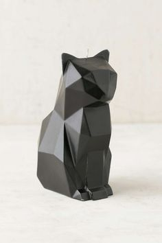 Shop PyroPet Candles Skeleton Cat Candle at Urban Outfitters today. Cat Candle, Cat Skeleton, Geometry Art, Decoration, Cleaning Wipes, Wax, Candles, Metal, Low Poly