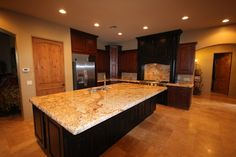 Beautiful Full Kitchen Remodel by Capital Mark Interiors