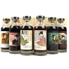 Karuizawa Geisha Collection
