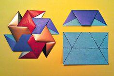 Hexagram Sawblade backside and CP and module | por Hans-Werner Guth