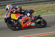 Salom trotz Defekt im 3. Training vorn - Moto3 - Motorsport-Magazin.com