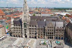München Sehenswürdigkeiten & Ausflüge Paris Skyline, Travel, Travel Report, Explore, City, Viajes, Destinations, Traveling, Trips