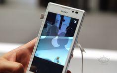 支援自動語音引導自拍,5 吋雙卡四核手機 Sony Xperia C 售價 11,900 元