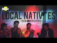 Track: You & I  Artist: Local Natives  Album: Hummingbird (out 1/29/13)