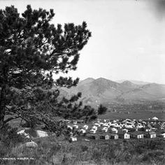 the history of the Colorado Chautauqua Association ~ we're recreating history! #theMakerie