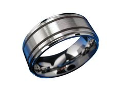 Stainless Steel 2 Black Lines Ring – Butterfly Jewellery Butterfly Jewelry, Body Jewellery, Stainless Steel Jewelry, Sterling Silver Jewelry, Rings For Men, Women Jewelry, Wedding Rings, Engagement Rings, Black
