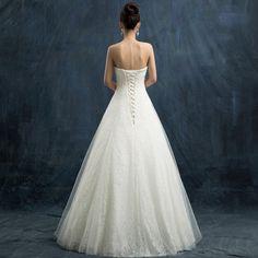 Korean Bra Qi bridal dress 2014 new winter fashion Korean yards was thin straps white diamond -tmall.com Lynx
