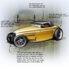 Ideas for my new street rod (More at https://www.pinterest.com/gary5mith/ideas-for-my-new-street-rod/ )
