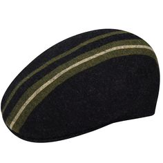 c1ccd10997e The Identity Stripe 504 by Kangol is a seamless knit 504 cap made from a  wool