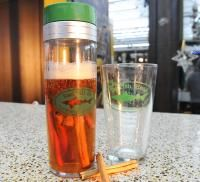 Randall Jr. allows you to infuse beer with cinnamon, coffee beans, fruit, hops & more! I NEED THIS!