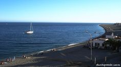 Playa Carchuna. Motril. Granada. Andalucía.
