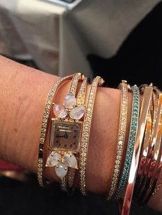 Jacquie Aiche Stack News Design Jewelry Bracelets Nest Fashion Tips