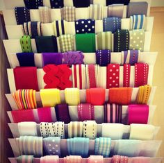Merveilleux Clever Ribbon Storage And Display Ideas   Jane Means