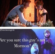 HAHA it is funnier because of Josh Gad being the original Arnold Cunningham in The Book of Mormon on Broadway! THIS IS HILARIOUS!