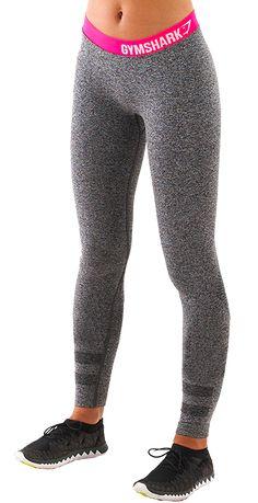 Gymshark Flex Leggings - Cerise - Leggings - Womens