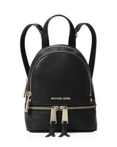 Michael Michael Kors Rhea Extra Small Messenger Backpack