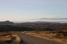 Scotland, Country Roads