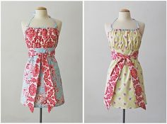 Pretty Ditty apron pattern