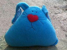 Spieluhrhase  from Schmusigeraete #berlin #cute #plush #toy