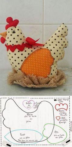 Easy DIY Felt Crafts, Felt Crafts Patterns and Easy Felt Sewing Crafts. Sewing Toys, Sewing Crafts, Sewing Projects, Diy Projects, Easter Crafts, Felt Crafts, Fabric Crafts, Hobbies And Crafts, Diy And Crafts