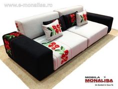 Canapea Extensibila Praga Furniture, Design, Home Decor, Prague, Homemade Home Decor, Home Furnishings, Design Comics, Decoration Home, Arredamento