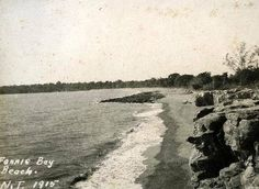 Fannie Bay beach 1915
