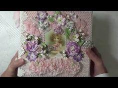 "Pion Designs ""My Precious Daughter"" Mini Album By Cheryl's Paper Creations - YouTube"