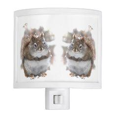 Sweet Squirrels Night Lights