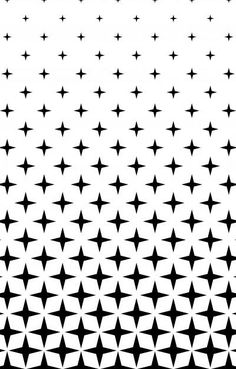 More than 1000 FREE vector designs: Monochrome star pattern - abstract vector background from geometric shapes Monochrome Pattern, Geometric Patterns, Star Patterns, Abstract Pattern, Geometric Shapes, Black And White Background, Geometric Background, Background Patterns, Free Vector Backgrounds